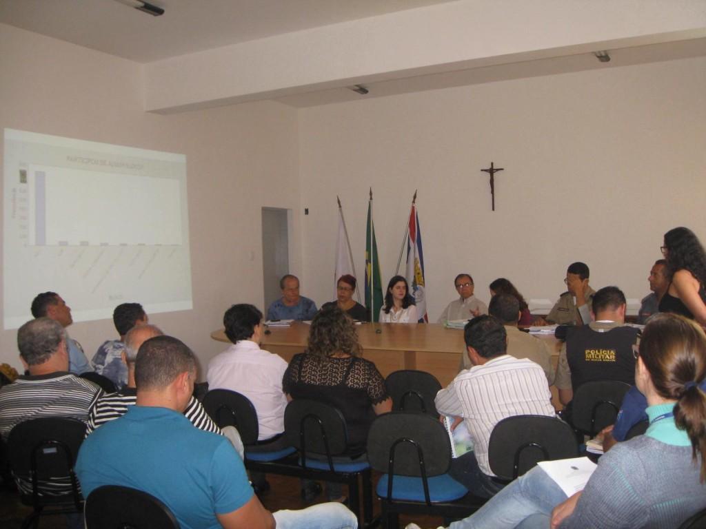 auditório de reunião
