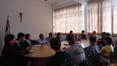 Ilustração da notícia: Menor e segurança pública é tema de reunião