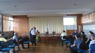 Ilustração da notícia: Prefeitura apresenta avaliação das metas pactuadas com as Secretarias em 2014