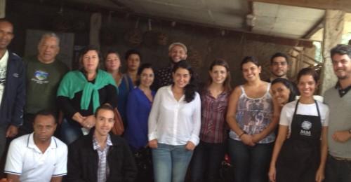 Ilustração da notícia: Membros do COMTUR Participam de Missão a Tiradentes