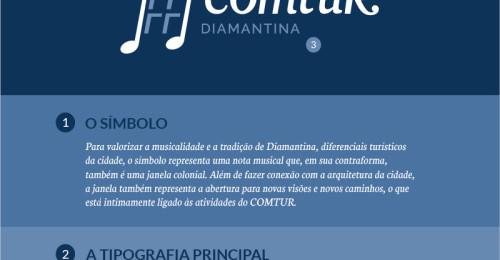 Ilustração da notícia: Nova Logomarca do COMTUR