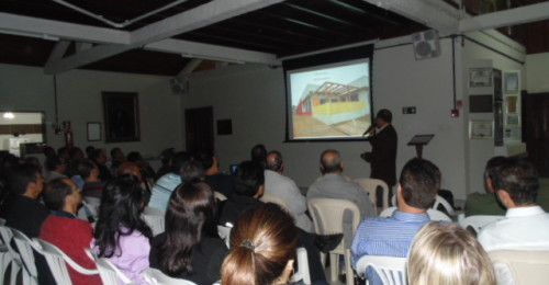 Ilustração da notícia: Prefeito Paulo Célio apresenta relatório de gestão à Loja Maçônica de Diamantina