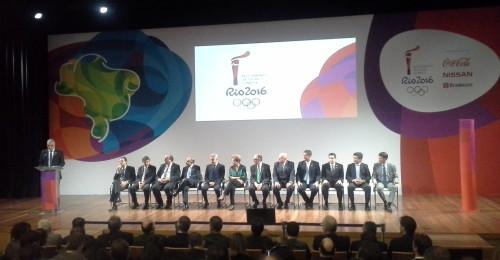 Ilustração da notícia: Diamantina destaca-semais uma vez:é uma das cidades selecionadas para receber a Tocha Olímpica