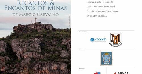 """Ilustração da notícia: Diamantina recebe exposição de fotografia """"Recantos e Encantos de Minas"""""""