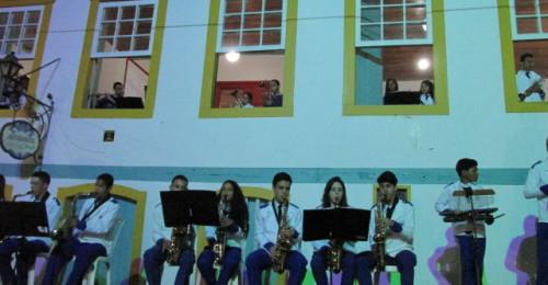 Ilustração da notícia: Banda Mirim faz uma Mostra da Vesperata em Paracatu