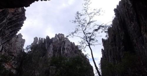 Ilustração da notícia: Conheça o Monumento Natural Gruta do Salitre