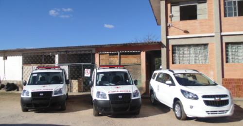 Ilustração da notícia: Prefeitura adquire três novos carros para atender a saúde