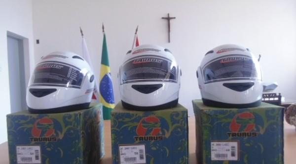 Ilustração da notícia: Prefeitura entrega equipamento à Guarda Municipal
