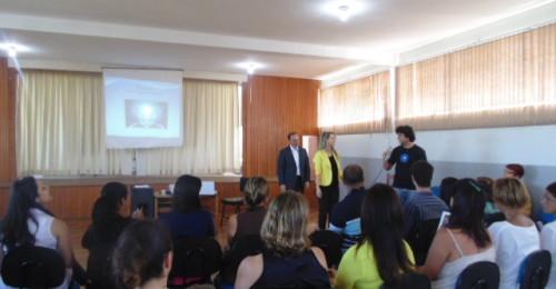 Ilustração da notícia: Prefeitura oferece palestra de autodesempenho à secretários e diretores