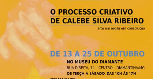 """Ilustração da notícia: Exposição """"Em Construção"""" do artista Calebe Silva Ribeiro"""