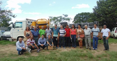 Ilustração da notícia: Prefeitura de Diamantina entrega kit de fabricação de bloquetes para Associações Comunitárias