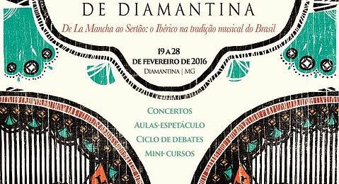 Ilustração da notícia: Festival Internacional de Música Histórica de Diamantina