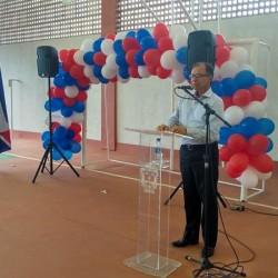 Quadra Poliesportiva da Escola Municipal Belita Tameirão