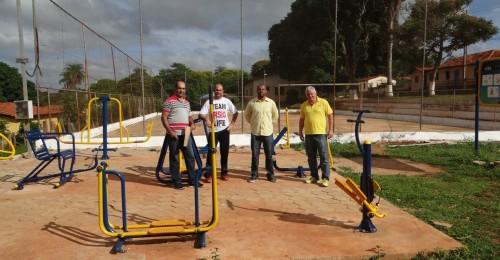 Ilustração da notícia: Secretário Municipal de Esportes, Lazer e Juventude visita os distritos.