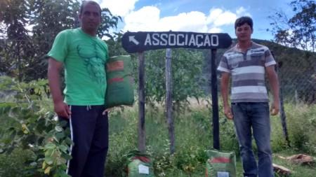Ass. Dist. Prol Des. vila de Pinheiro. Pres. Evaldo José Pinto.
