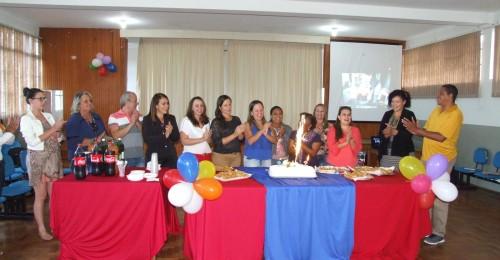 Ilustração da notícia: A Secretaria Municipal de Desenvolvimento Social de Diamantina festeja os aniversariantes do primeiro trimestre