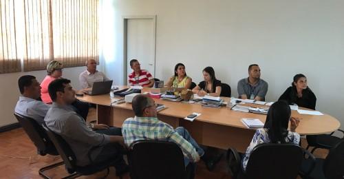 Ilustração da notícia: Equipe de saúde apresenta diagnóstico do setor
