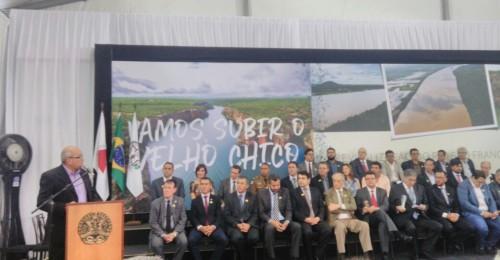Ilustração da notícia: Diamantina é beneficiada pelo o Programa de Revitalização nas Sub-bacias hidrográficas do Rio São Francisco.