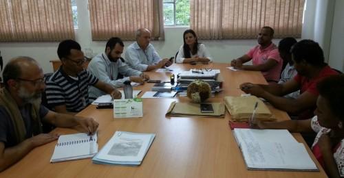 Ilustração da notícia: Reunião discute o acesso das comunidades tradicionais às políticas públicas.