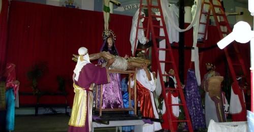 Ilustração da notícia: Semana Santa – Procissão do Enterro