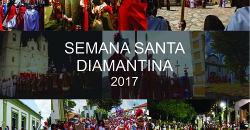 Ilustração da notícia: Religiosidade, cultura e tradição: marcas da Semana Santa em Diamantina