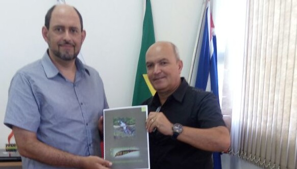 """Ilustração da notícia: Projeto turístico intermunicipal """"CAMINHO DE SAINT HILAIRE"""""""