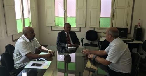 Ilustração da notícia: Executivo e MP discutem instalação do PROCON municipal em Diamantina.
