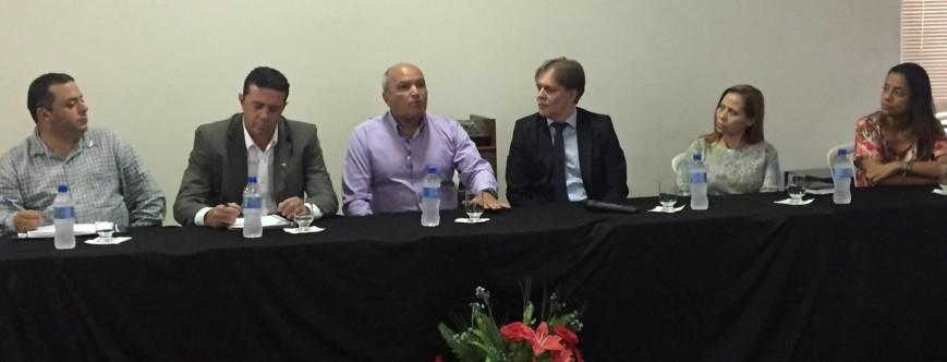 Ilustração da notícia: O Conselho Regional de Odontologia de Diamantina realiza mesa-redonda com gestores da saúde e a UFVJM