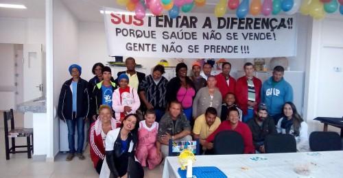 Ilustração da notícia: A Secretaria Municipal de Saúde comemorou o Dia Nacional da Luta Antimanicomial