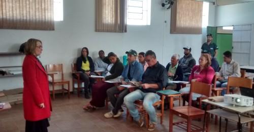 Ilustração da notícia: Secretaria Municipal de Desenvolvimento Agropecuário e Meio Ambiente promoveram curso de associativismo.