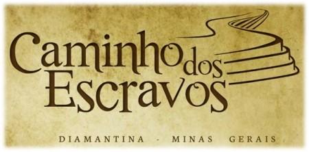 Logomarca do Projeto Caminho dos Escravos
