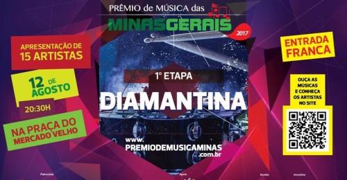 Ilustração da notícia: Prêmio de Música das Minas Gerais – 5ª Edição