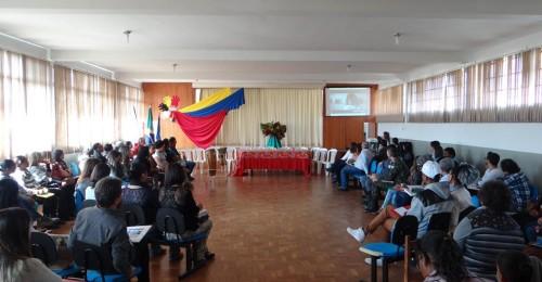 Ilustração da notícia: 1ª Conferencia Municipal de Promoção da Igualdade Racial