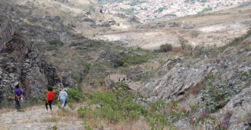 Ilustração da notícia: SECTUR realiza visita ao Caminho dos Escravos