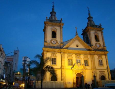 Matriz Basílica Nossa Senhora da Conceição Aparecida (Antiga Basílica) - Divulgação/Internet