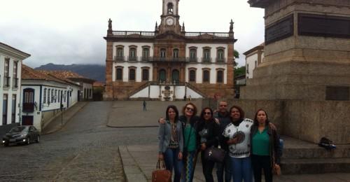 Ilustração da notícia: Professores itinerantes de educação patrimonial intercambiam experiências em Ouro Preto