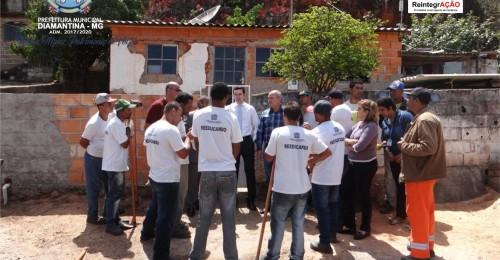 Ilustração da notícia: Projeto ReintegrAÇÃO – O trabalho como agente de mudança