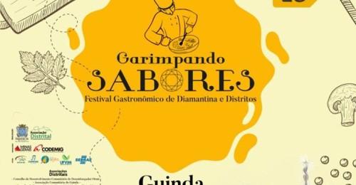 Ilustração da notícia: FESTIVAL GARIMPANDO SABORES – DISTRITO DE GUINDA