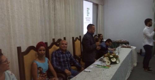 Ilustração da notícia: PREFEITO JUSCELINO PARABENIZA FORMANDOS DOS CURSOS TÉCNICOS DO IFNMG CAMPUS DIAMANTINA