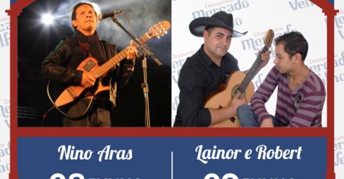 Ilustração da notícia: PROGRAMAÇÃO MUSICAL DO MERCADO VELHO 08 E 09 DE JUNHO DE 2018
