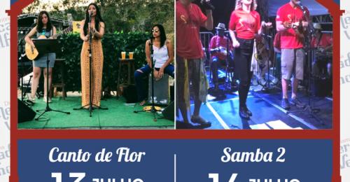 Ilustração da notícia: PROGRAMAÇÃO MUSICAL DO MERCADO VELHO 13 E 14 DE JULHO DE 2018