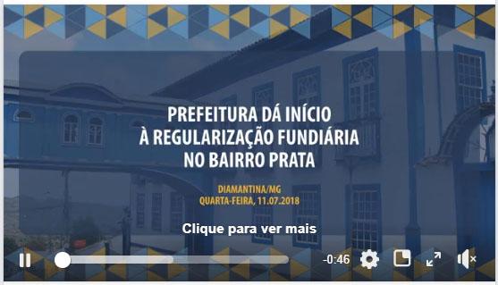 Ilustração da notícia: PREFEITURA DÁ INÍCIO À REGULARIZAÇÃO FUNDIÁRIA NO BAIRRO PRATA