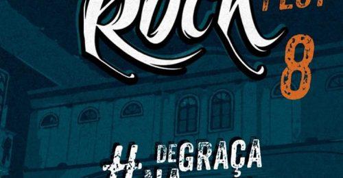 Ilustração da notícia: DIAMANTINA ROCK FEST 8
