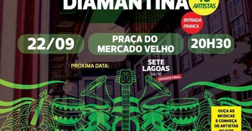 Ilustração da notícia: PRÊMIO DE MÚSICA DAS MINAS GERAIS – ETAPA DIAMANTINA 22/09