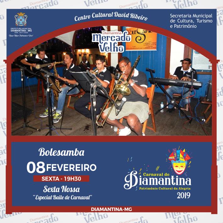 foto de PROGRAMAÇÃO MUSICAL DO MERCADO VELHO 08 DE FEVEREIRO DE 2019