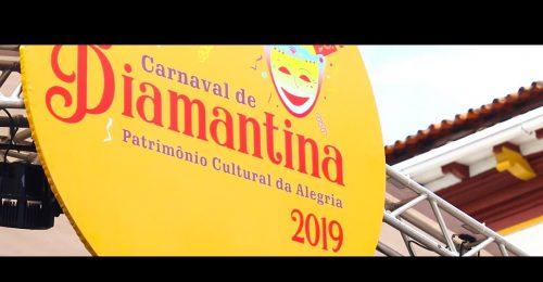 Ilustração da notícia: CARNAVAL DE DIAMANTINA 2019 – PATRIMÔNIO CULTURAL DA ALEGRIA