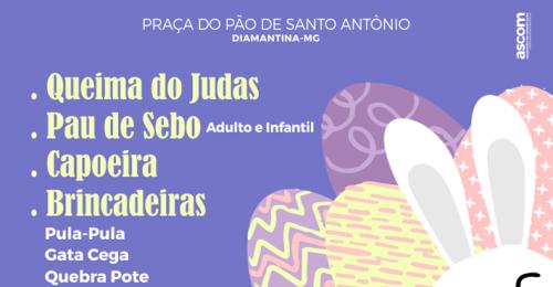 Ilustração da notícia: PÁSCOA DO BAIRRO RIO GRANDE