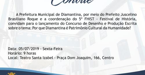 Ilustração da notícia: LANÇAMENTO DO CONCURSO DE DESENHO E PRODUÇÃO ESCRITA