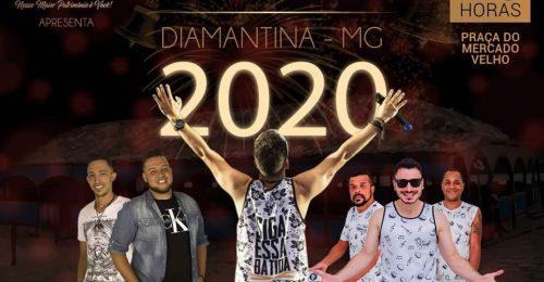 Ilustração da notícia: PREFEITURA MUNICIPAL DE DIAMANTINA DIVULGA FESTA DO RÉVEILLON SINOS & LUZES 2020