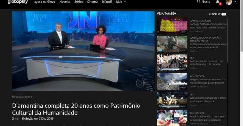 Ilustração da notícia: DIAMANTINA GANHA VISIBILIDADE NACIONAL COM AS COMEMORAÇÕES DOS 20 ANOS DE PATRIMÔNIO MUNDIAL